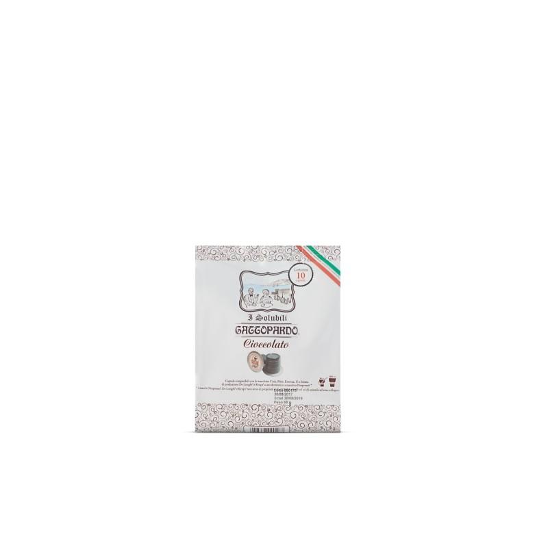 Caps Nespresso Cioccolato Capsule compatibili macchina Nespresso