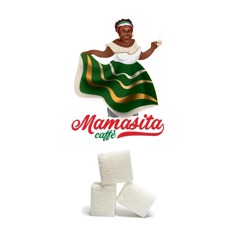 Kit Accessori Mamasita Zucc. Bianco 150Pz Home