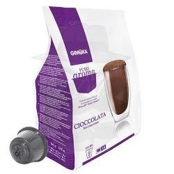 Capsule Gimoka Puro Aroma Cioccolata 16 PZ COMPATIBILITA'