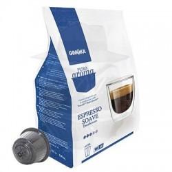 Capsule Gimoka Espresso Soave Decaffeinato 16 PZ COMPATIBILITA'