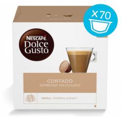 Capsule Nescafé Dolce Gusto Cortado 70 PZ  capsule dolce gusto