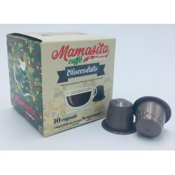 Mamasita Caffè Nsp CIOCCOLATO 10 pz MAMASITA CAFFÈ