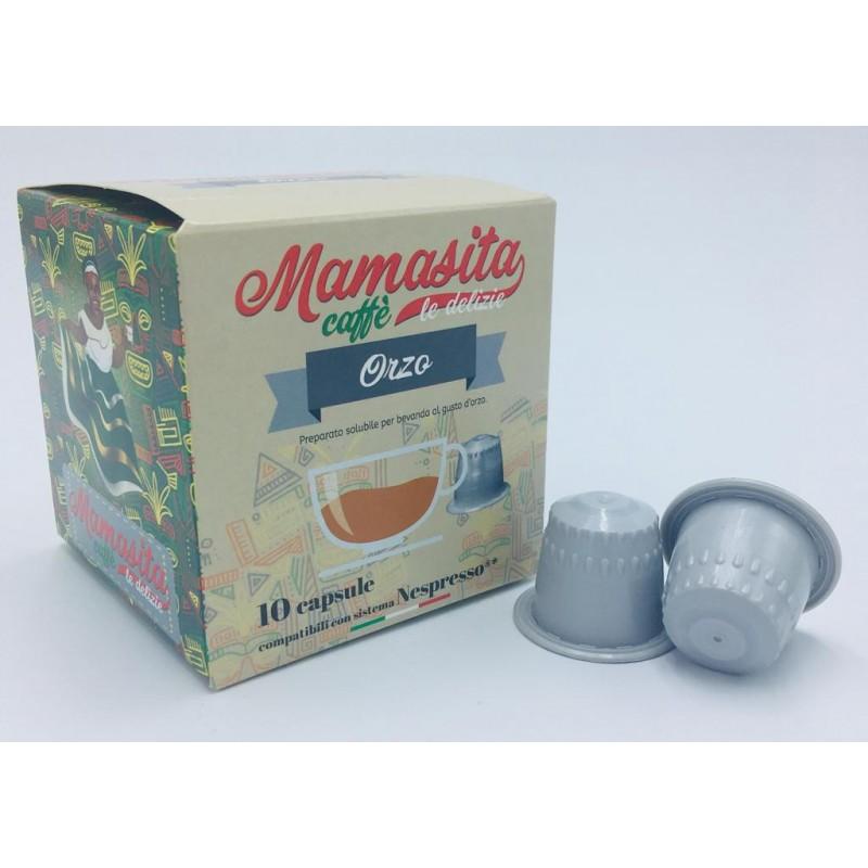 Caps Nespresso Mamasita ORZO MAMASITA CAFFÈ