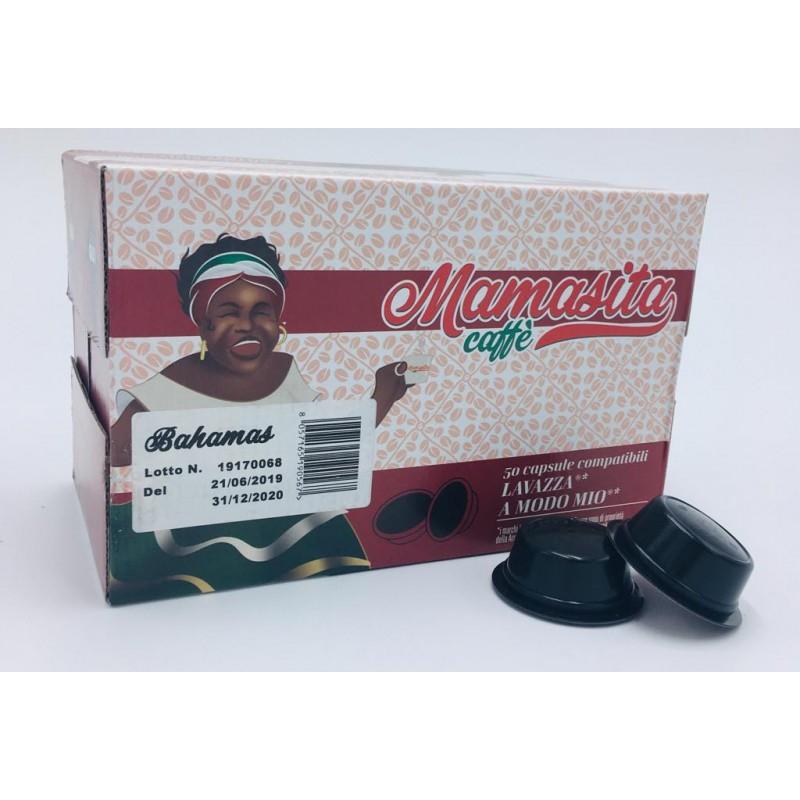 Caps A Modo Mio Mamasita Bahamas MAMASITA CAFFÈ