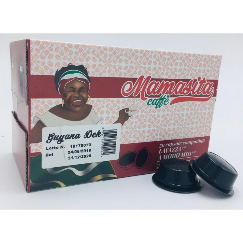 Caps A Modo Mio Mamasita Guyana Dek MAMASITA CAFFÈ
