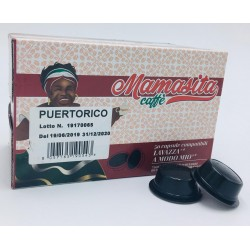 Caffè Puertorico Mamasita - compatibile Lavazza a Modo Mio MAMASITA CAFFÈ