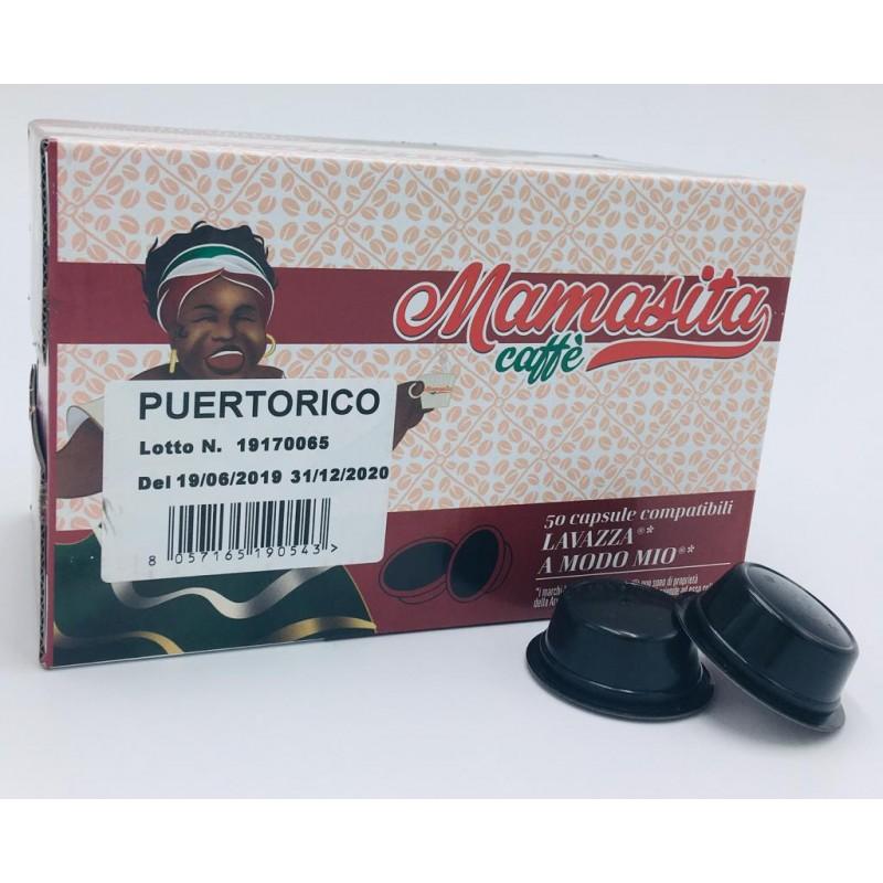Caps A Modo Mio Mamasita Puertorico MAMASITA CAFFÈ
