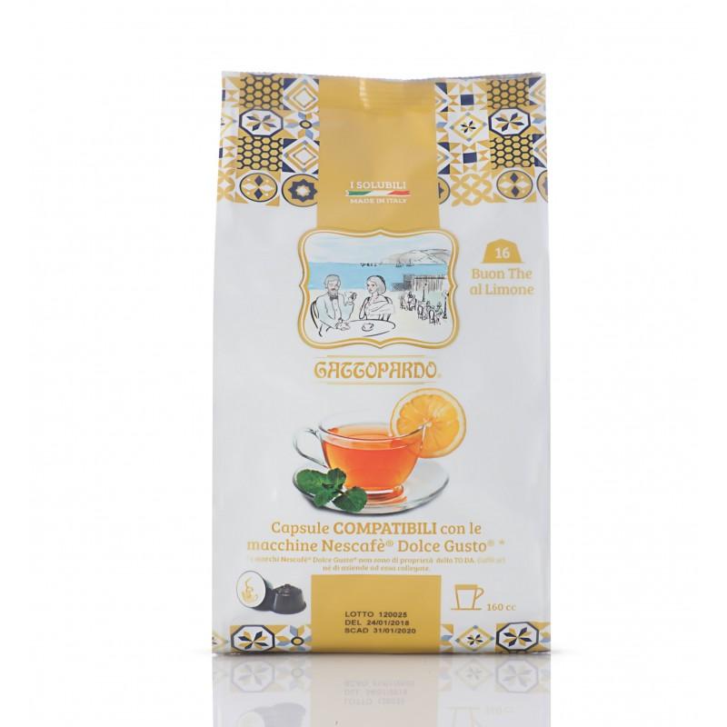The Limone Gattopardo - compatibile Nescafé Dolce Gusto Capsule compatibili Dolce Gusto