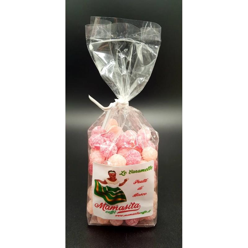 Le Caramelle Frutti di Bosco 125 gr Dolci