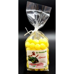 Le Caramelle Limone Giallo 125 gr Dolci