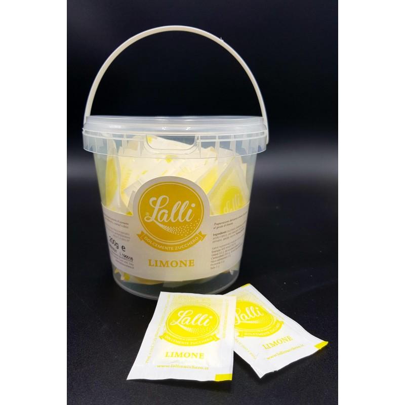 Lalli Zuccheri Aromatizzati Limone Dolci
