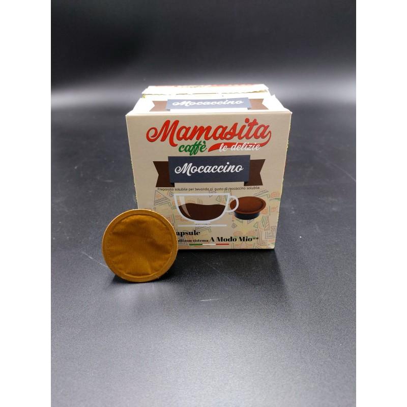 Caps A Modo Mio Mamasita Mocaccino MAMASITA CAFFÈ