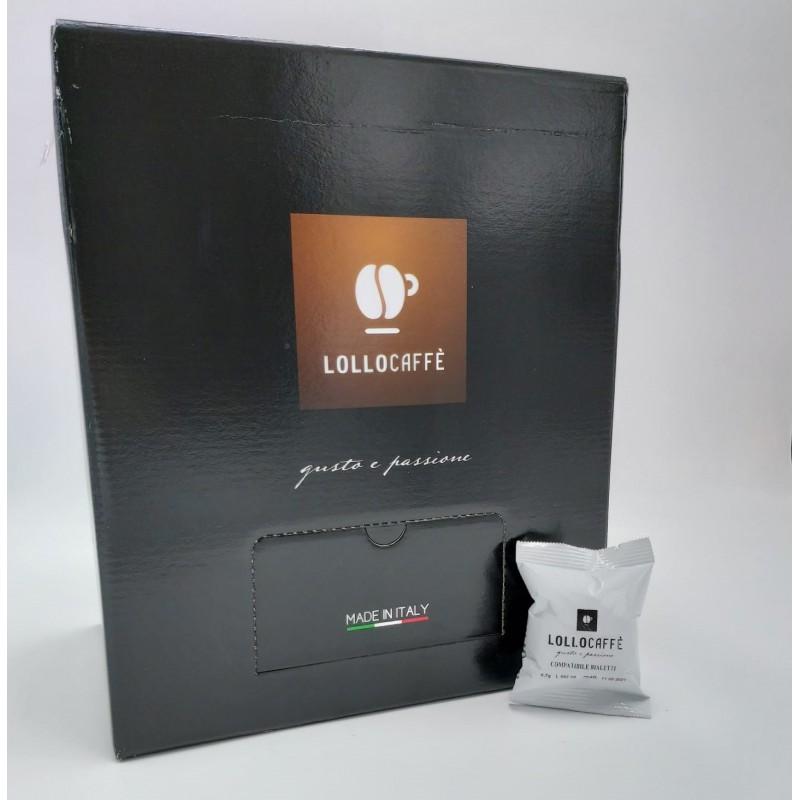 Caps Bialetti Lollo Nero Espresso Lollo Caffè