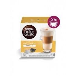 Nescafè Latte Macchiato Vaniglia 16 pz  capsule dolce gusto