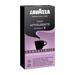 Nespresso Lavazza Deciso 10 pz Capsule compatibili Macchina Nespresso