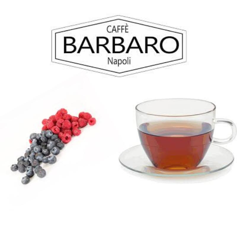 Nespresso Tè Frutti di Bosco Capsule compatibili Nespresso