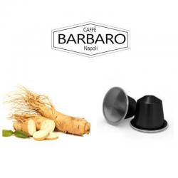 Caps Bialetti Barbaro Ginseng 50 PZ Capsule Compatibili Bialetti