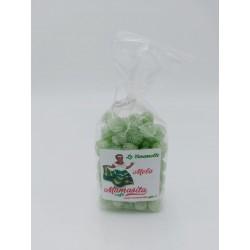 Caramelle mela mamasita zucchero aromatizzato 125 grammi
