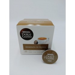 Caps Nescafè Essenza Di Moka 16 pz  capsule dolce gusto