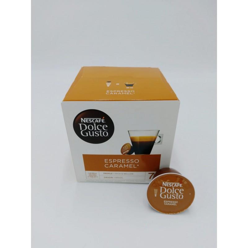 Dolce Gusto Espresso Caramel 16 PZ  capsule dolce gusto