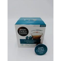 Nescafè Cappuccino Intenso 16 pz  capsule dolce gusto