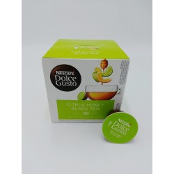 Nescafè Citrus Honey Black Tea  capsule dolce gusto