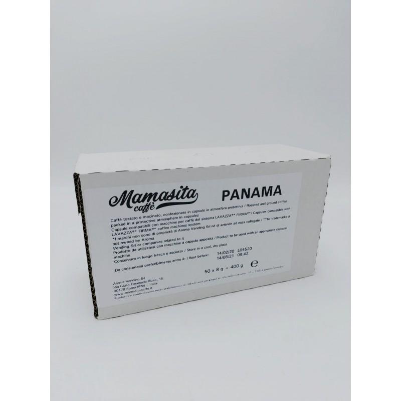 Firma e Group Panama Capsule compatibili Lavazza Firma e Vitha Group