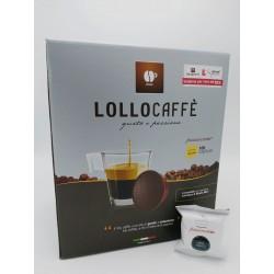 A Modo Mio Lollo Nero Espresso Capsule compatibili A Modo Mio