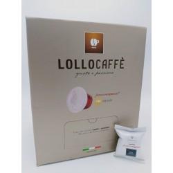 Nespresso Lollo Nero Espresso Capsule compatibili macchina Nespresso