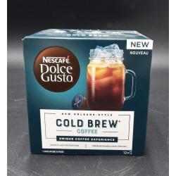 Cold Brew Coffee Nescafé Dolce Gusto  capsule dolce gusto
