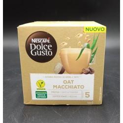 Oat Macchiato Nescafé Dolce Gusto  capsule dolce gusto