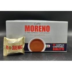 Bialetti Espresso Bar 50 pz Moreno