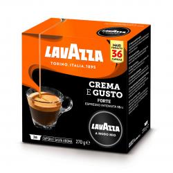 Espresso Crema e gusto Forte Lavazza a Modo Mio Capsule A Modo Mio