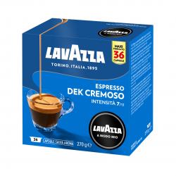 Espresso Crema e gusto Dek Cremoso Lavazza a Modo Mio Capsule A Modo Mio