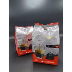 Lollo Caffè Dolce Argento Espresso - compatibile Nescafé Dolce Gusto Capsule compatibili Dolce Gusto