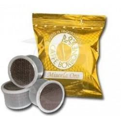 Capsula Caffè Borbone miscela Oro 100 PZ Capsule compatibili Espresso Point
