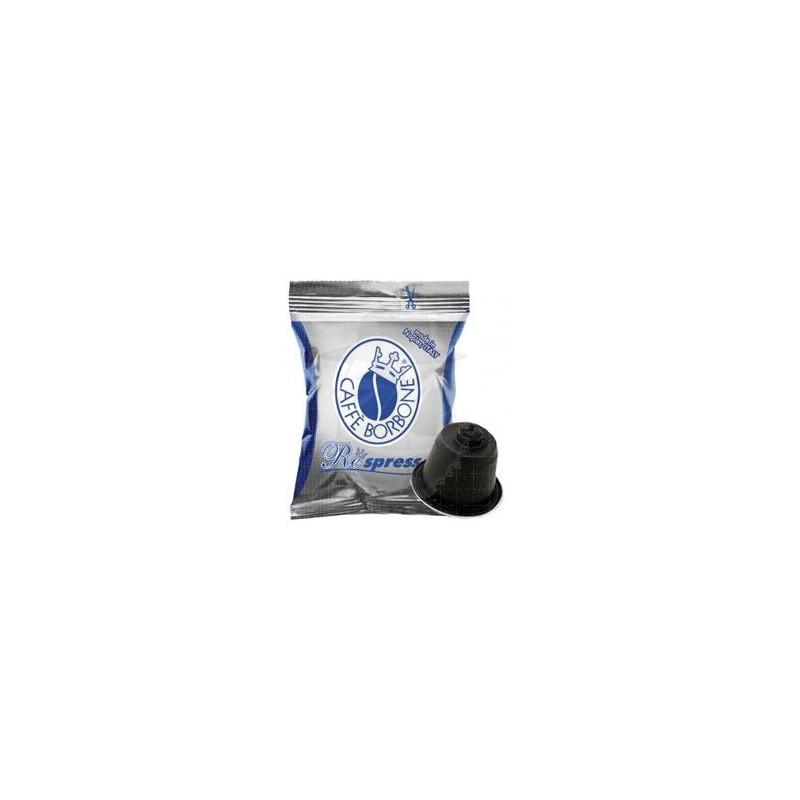 Capsula Caffè Borbone Respresso miscela Blu 100 PZ Capsule compatibili macchina Nespresso