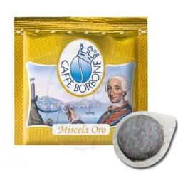 Cialda in carta filtro Caffè Borbone miscela Oro 150 PZ Cialde carta 44 mm E.s.e.