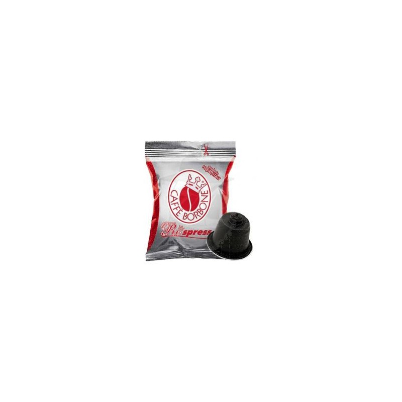 Nespresso Borbone Rosso Capsule compatibili macchina Nespresso