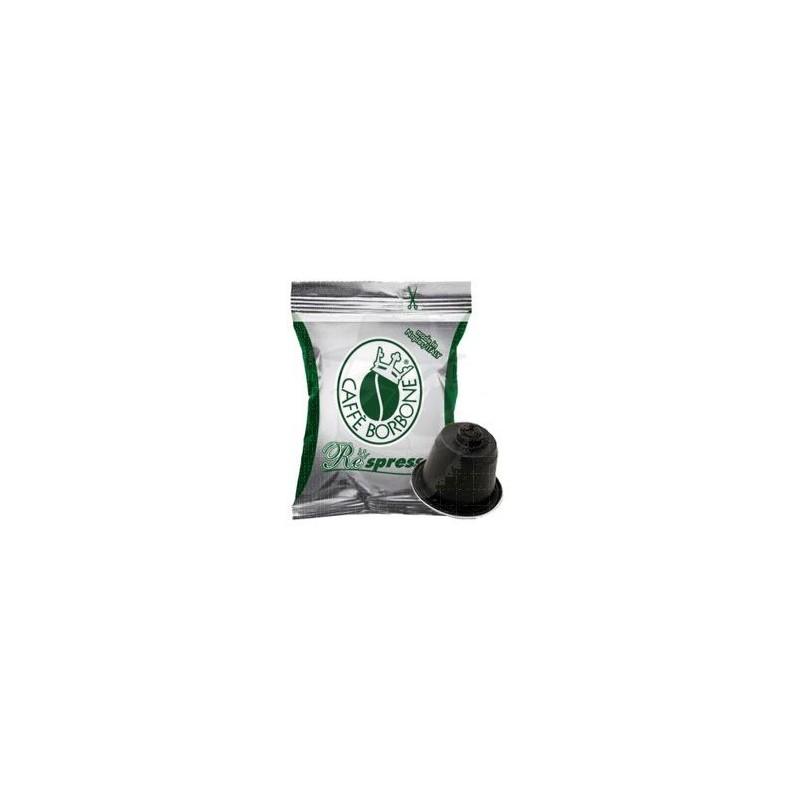 Caps Nespresso Borbone Respresso Dek Capsule compatibili macchina Nespresso