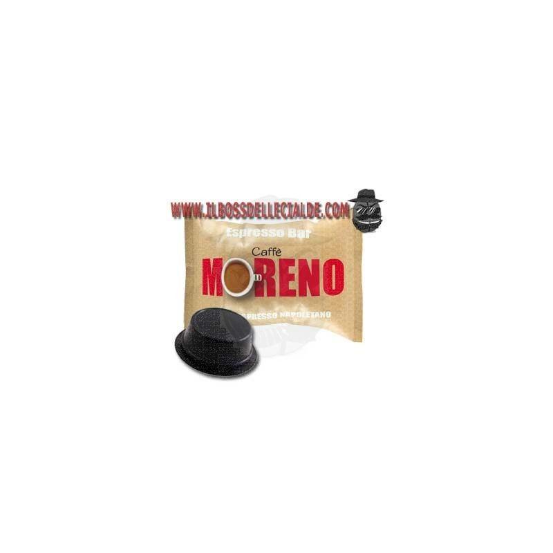 Caps A Modo Mio Moreno Espresso Bar 100 PZ Capsule compatibili A Modo Mio