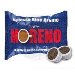 Capsula Caffè Moreno Espresso Blue Arome 100 PZ Capsule compatibili Espresso Point