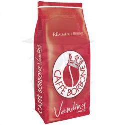 Caffè in grani Caffè Borbone miscela Rossa kg 1 Caffè in grani