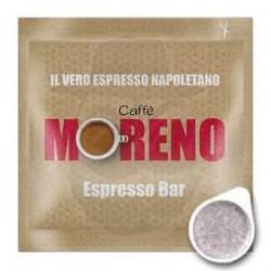 Cialda in carta filtro Moreno Espresso Bar 150 PZ Cialde carta filtro 44 mm E.s.e.