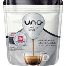 Capsule Caffè Illy - Kimbo Uno System Tostatura Scura - Nera 16 PZ Capsule Uno System