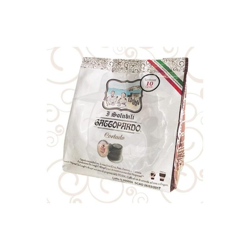 Caps Nespresso Gattopardo Cortado Capsule compatibili macchina Nespresso
