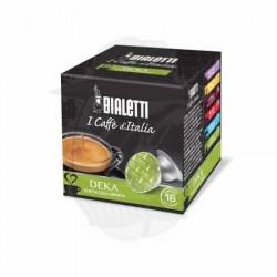 Caps Bialetti Caffè d'Italia Dek 16 PZ capsule caffè d'italia