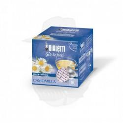 Capsula Bialetti Caffè d'Italia Infuso Camomilla 12 PZ capsule caffè d'italia