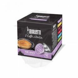 Bialetti Caffè d'Italia Milano 16 PZ capsule caffè d'italia