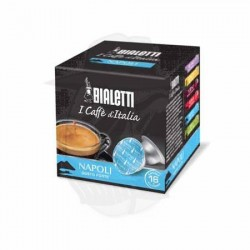 Bialetti Caffè d'Italia Napoli 16 PZ capsule caffè d'italia